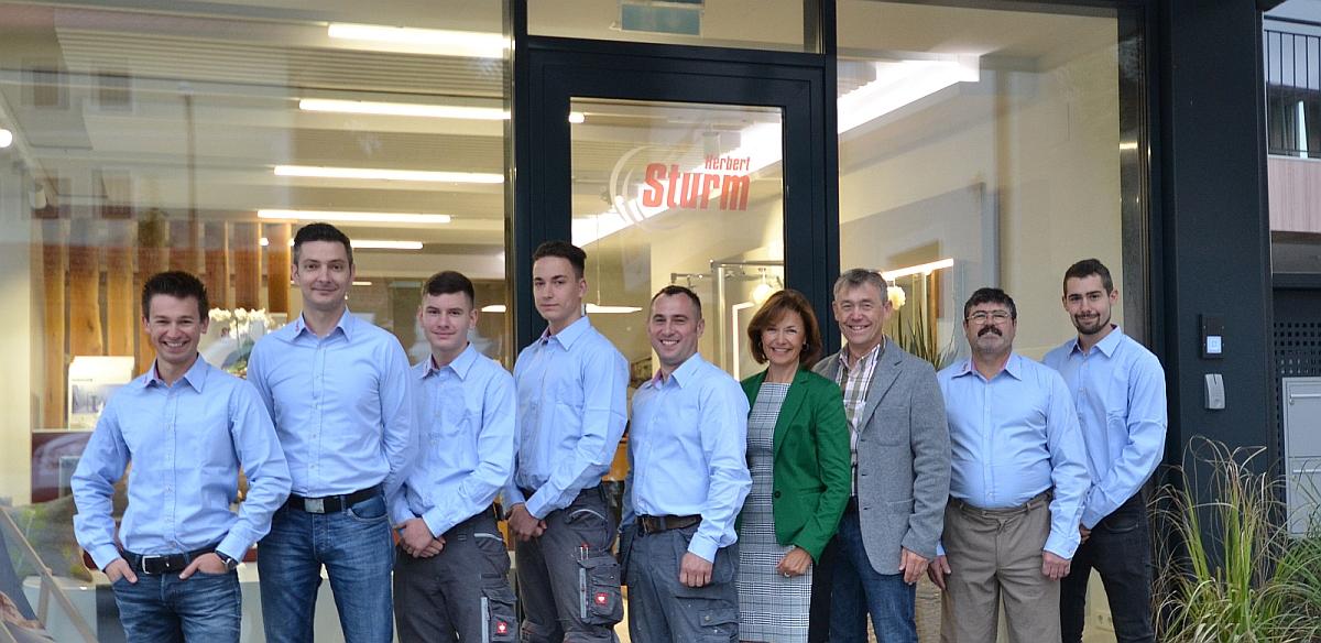 Das Team von Herbert Sturm Heizung